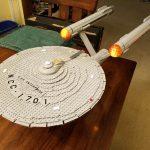 Review: Mega Bloks Star Trek U.S.S. Enterprise NCC-1701